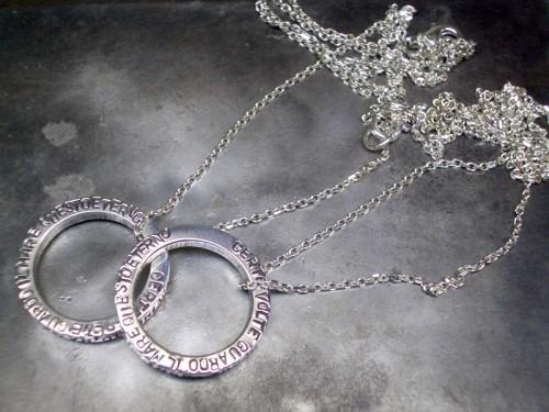 Ciondoli in argento